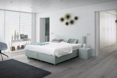 Rome-nieuw-matras-lichtblauw
