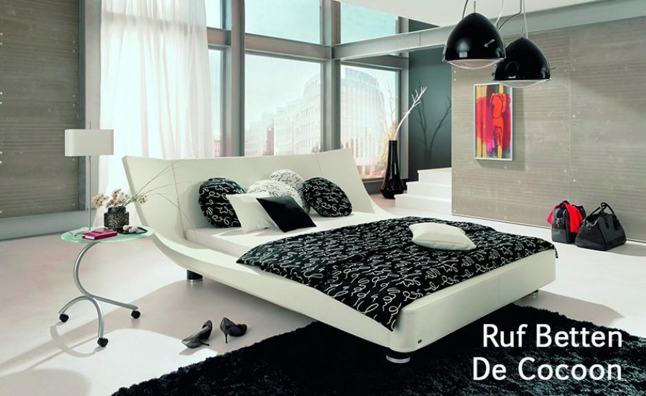 ruf betten duitse designbedden de beddenspecialist. Black Bedroom Furniture Sets. Home Design Ideas