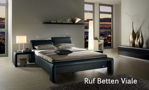 Ruf Betten Nieuw In De Collectie Is De Veronesse Boxspring (design Matthias  Rossow). Deze Boxspring Geeft De Mogelijkheid Een Volledig Individueel ...