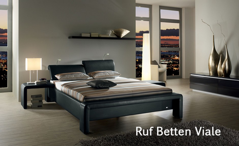 ruf betten duitse designbedden de beddenspecialist amsterdam. Black Bedroom Furniture Sets. Home Design Ideas