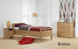 Vroomshoop model Boston 1-persoons senioren ledikant.