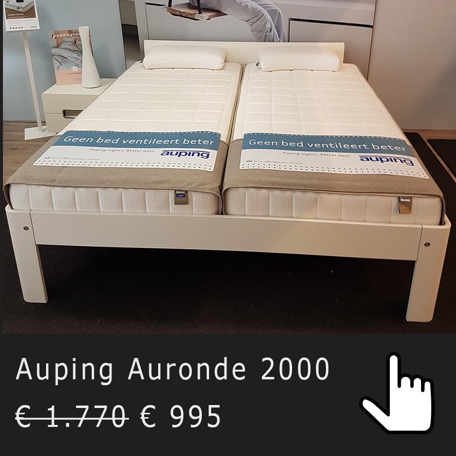 Auping Aurone showroomaanbieding