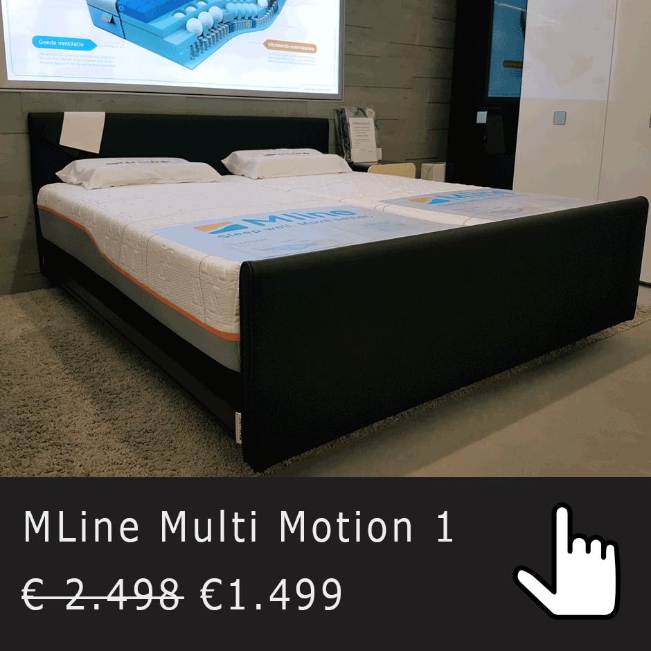 MLine Multi Motion 1  showroomaanbieding