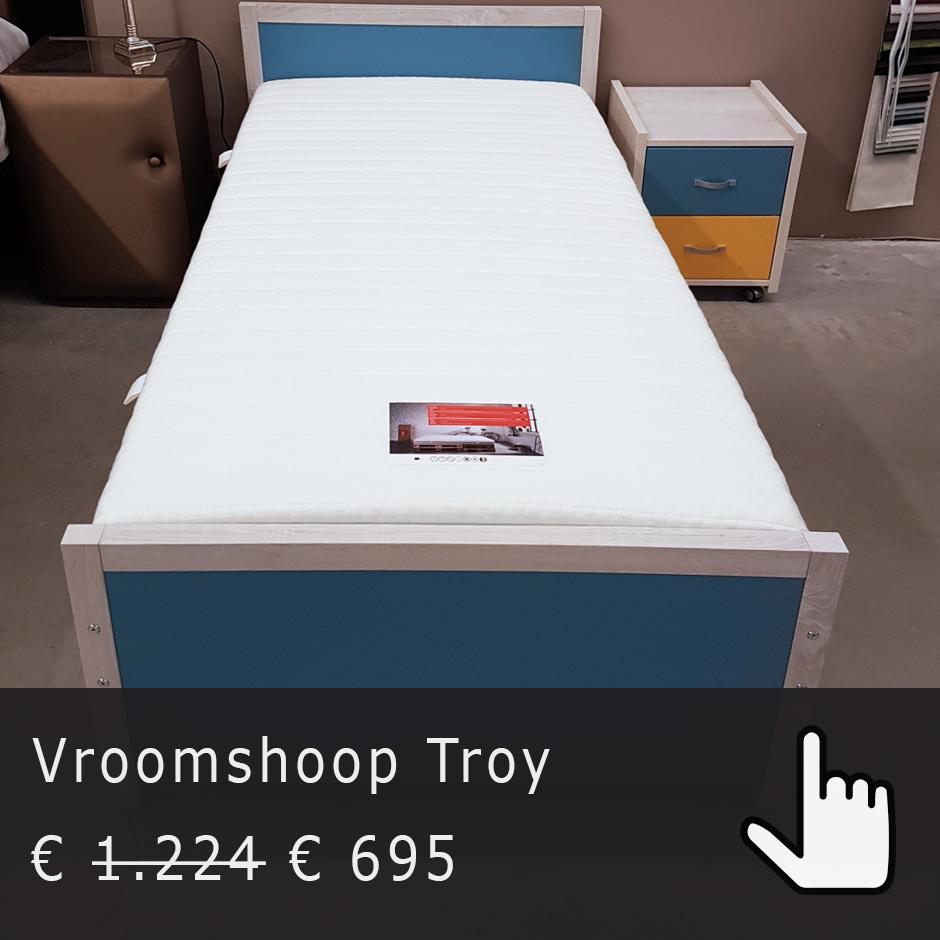 Vroomshoop Troy showroomaanbieding