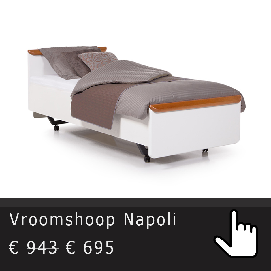 Vroomshoop Napoli showroom