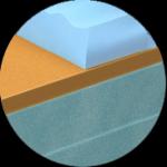 MLine matrassen detail