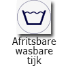 Auping topper afritsbare tijk