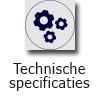 Auping topper technische specificaties