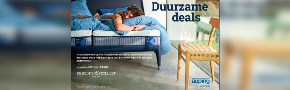 Auping Duurzame deals voorjaar 2021H01 VP